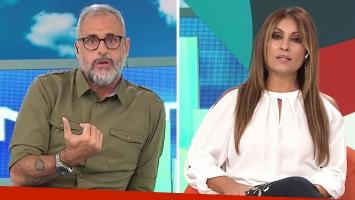 Jorge Rial contó el escándalo en Intrusos por el que Marcela Tauro aseguró haberse sentido maltratada