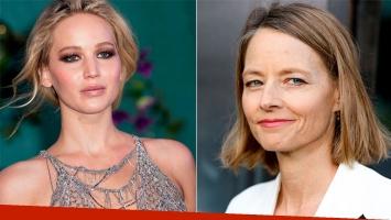 Jennifer Lawrence y Jodie Foster presentarán el Oscar a la mejor actriz