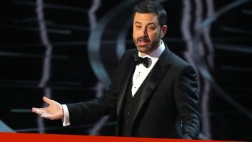 Jimmy Kimmel repetirá como animador de los premios Oscar