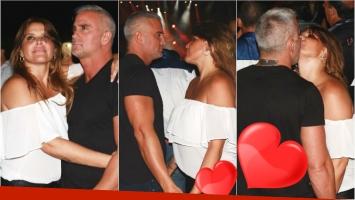 Nazarena Vélez blanqueó su relación con Leandro Camani (Fotos: Valentino Nasisi)