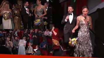Sorpresa en los Premios Oscar 2018
