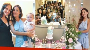 Las fotos del cumpleaños de Lourdes Sánchez rodeada de amigos y familiares (Fotos: Instagram)
