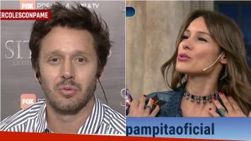 Benjamín Vicuña contó en Pamela a la Tarde por qué no aceptaría ir al programa de Pampita