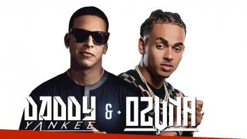 Daddy Yankee y Ozuna actuarán el domingo en Bahía Blanca (Foto: Web)