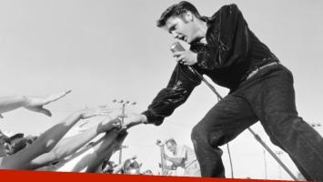 La música de Elvis Presley cobrará vida en el Luna Park con la presencia de Priscilla, su ex esposa (Foto: Web)