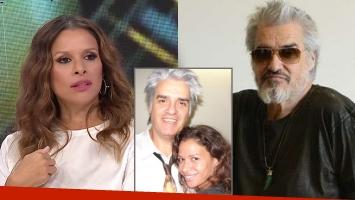 Julieta Ortega y Roberto Pettinato