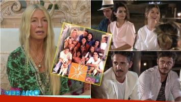 Cris Morena contó en el especial de Verano del 98 cómo eligió a los actores de la tira