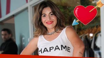 Gianinna Maradona está de novia con un hincha de River. (Foto: Instagram)