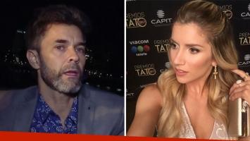 Mariano Martínez habló de la sorpresiva renuncia de Laurita Fernández a Rapunzel para hacer Sugar