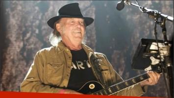 El músico canadiense Neil Young actúa en un western de Daryl Hannah (Foto: Web)