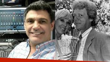 El hijo de Dorys del Valle recordó a Emilio Disi (Fotos: Facebook y Gente).