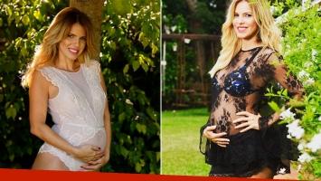 Las fotos sexies de Lola Bezerra, embarazada de casi seis meses