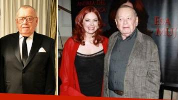 Murió el dirtector Nicolás del Boca, mentor de la carrera televisiva de su hija Andrea