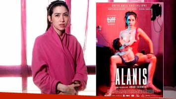 Sofía Gala, premiada en el Festival de Guadalajara por su trabajo en Alanis