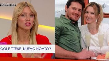 La palabra de Nicole Neumann sobre el rumor de romance con el exnovio de Zámolo