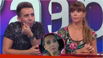 Ximena Capristo incomodó a Matías Defederico en Pasapalabra... ¡al hablarle de Cinthia Fernández!