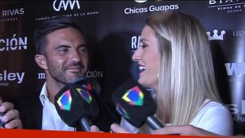 El video de Mica Viciconte y Fabián Cubero en su desopilante primera entrevista como novios oficiales
