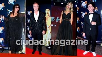 Las mejores fotos de la ceremonia del Martín Fierro Digital (Fotos: Movilpress)