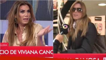 Flor de la Ve disparó contra Viviana Canosa: No te hagas la carmelita descalza, de buena no tenés nada