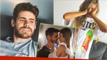 El detalle en las fotos de Gastón Soffritti y Stefanía Roitman que alimentan los rumores de romance (Fotos: Instagram)