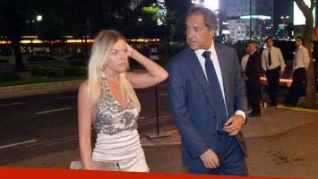 Daniel Scioli desmintió su separación de Gisela Berger: No estamos separados