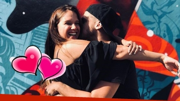 Barbie Vélez y Lucas Rodríguez, enamorados en Miami.