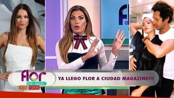 <p>El divertido mon&oacute;logo de apertura de Flor de la Ve en el debut de su nuevo programa: la p&iacute;cara referencia al...</p>