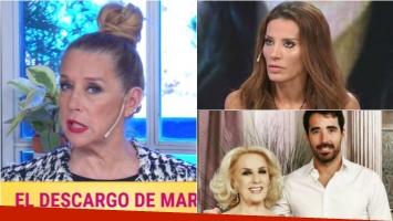 Marcela Tinayre habló sobre las escandalosas declaraciones de Natacha Jaitt