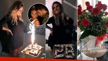 El cumpleaños súper especial de Ailén Bechara