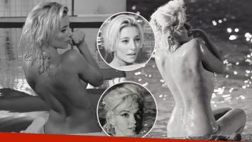 Sol Pérez y Marilyn Monroe
