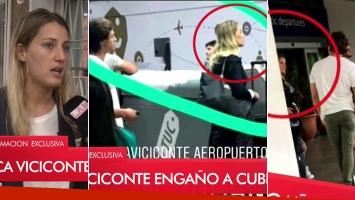 Picante rumor de infidelidad de Mica Viciconte: su palabra