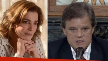 Quique Sacco rompió el silencio tras conocerse la autopsia sobre el cuerpo de Débora Pérez Volpin