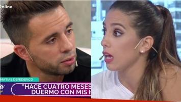 Matías Defederico, terminante sobre su separación de Cinthia Fernández: No funcionábamos como familia