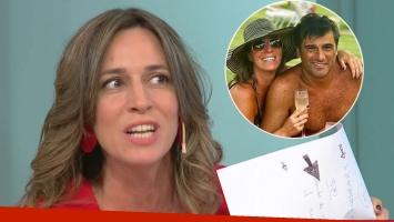 La fuerte confesión de Sandra Borghi sobre su matrimonio: Tenemos un contrato de amor, con cláusulas