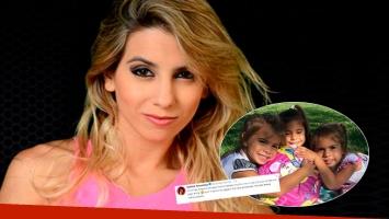 A Cinthia Fernández un reclamo de su hija le arruinó el día