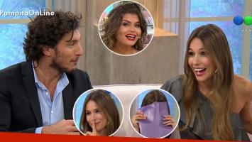 Angie Balbiani reveló cómo fue la primera cita de Pampita y Pico Mónaco: ¡mirá las reacciones de la pareja!