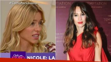 Nicole Neumann, durísima con Pampita: Se hace la señora y quedó embarazada de un hombre estando casada con otro