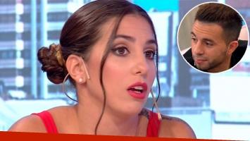 Cinthia Fernández reveló los fuertes puntos de conflictos con Defederico