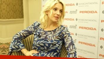 Luisana Lopilato habló de su tercer embarazo y su desafiante rol en Perdida