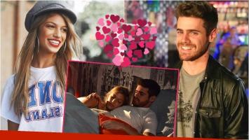 Gastón Soffritti blanqueó su relación con Stefanía Roitman (Fotos: Instagram)