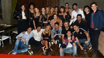 El elenco de Simona celebró los 50 capítulos de la ficción