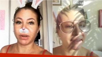 Adabel Guerrero, enojada con una seguidora: Una pelotu... me decía que me sacara las pestañas