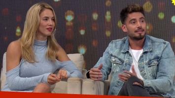 Flor Vigna y Nicolás Occhiato confirmaron los rumores de separación