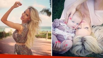 La confesión de Luciana Salazar sobre la maternidad: Me gustaría tener otro bebé