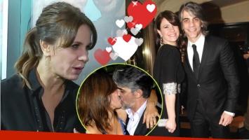 Los tips súper hot de Nancy Dupláa para mantener la pasión con Pablo Echarri tras 18 años juntos (Fotos: Captura y Web)