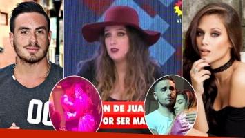 Juana Repetto habló del escándalo entre Fede Bal y Barbie Vélez.