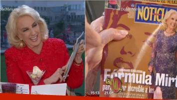 Mirtha Legrand se rió en su programa de que está por cumplir 90 años: