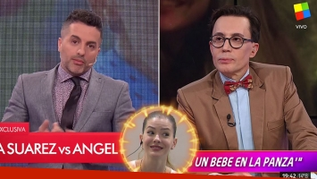 Las picantes frases de Ángel de Brito por la entrevista de Polino a la China Suárez