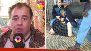 La Tota Santillán dio su versión tras ser detenido acusado por robo