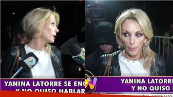 La furia de Yanina Latorre al ser consultada sobre Natacha Jaitt: